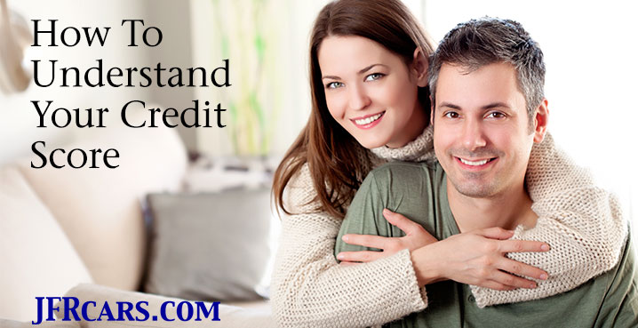 How to understand your credit score.